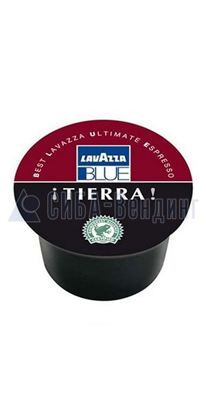 Кофе в капсулах Lavazza Blue Tierra 100 шт.