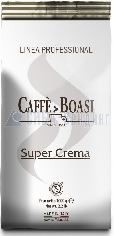 BOASI Bar Super Crema
